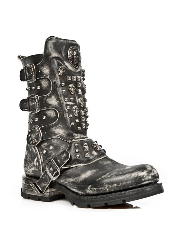 Acero New Rock Boots Svart